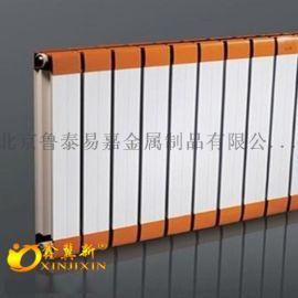 工程采暖@铜铝复合壁挂式水暖散热器工厂直销