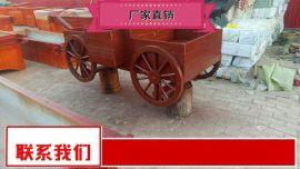 街道景观实木花箱组合沧州奥   器材 欢迎咨询户外防腐木花箱