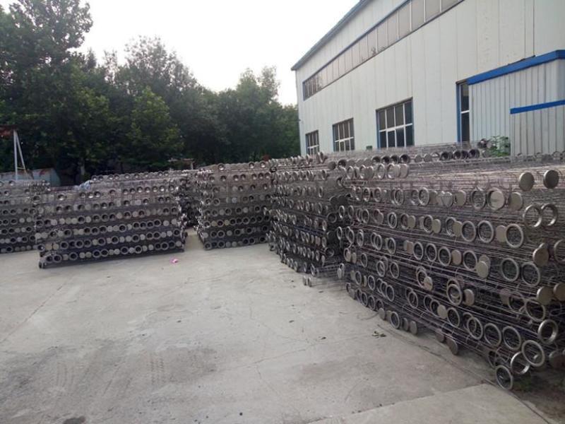 衡水鈦材除塵骨架專業生產廠家