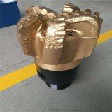 PDC五刀翼複合片鑽頭新銳生產