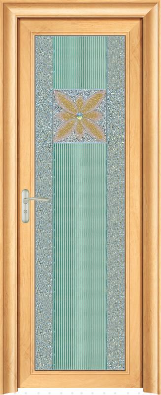 83系列静音卫浴平开门经典铝合金
