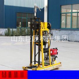 钻机 勘探取芯钻机YQZ-50A型液压轻便取样钻机