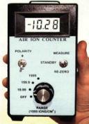 空气负离子检测仪(AIC-2000)