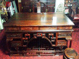 成都古典傢俱廠家,仿古書櫃、書桌定製