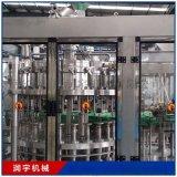 廠家直銷碳酸飲料灌裝機 含氣灌裝機 啤酒灌裝機