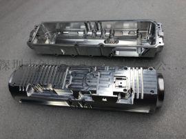 机械加工金属外壳通信机箱铝合金黄铜腔体CNC零部件加工非标定做