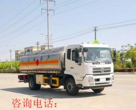 东风天锦油罐车可载16方