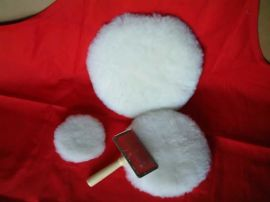 125型羊毛球