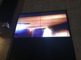 55寸會議室拼接屏 拼接屏上門安裝 江蘇拼接屏廠家 江蘇55寸拼接屏 三星原裝拼接屏