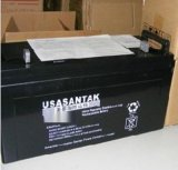 山特铅酸免维护蓄电池12V100AH(6-GFM-100)直流屏UPS/EPS电池