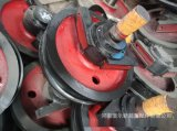 φ600车轮组 主动车轮 龙门吊车轮组 天车轮