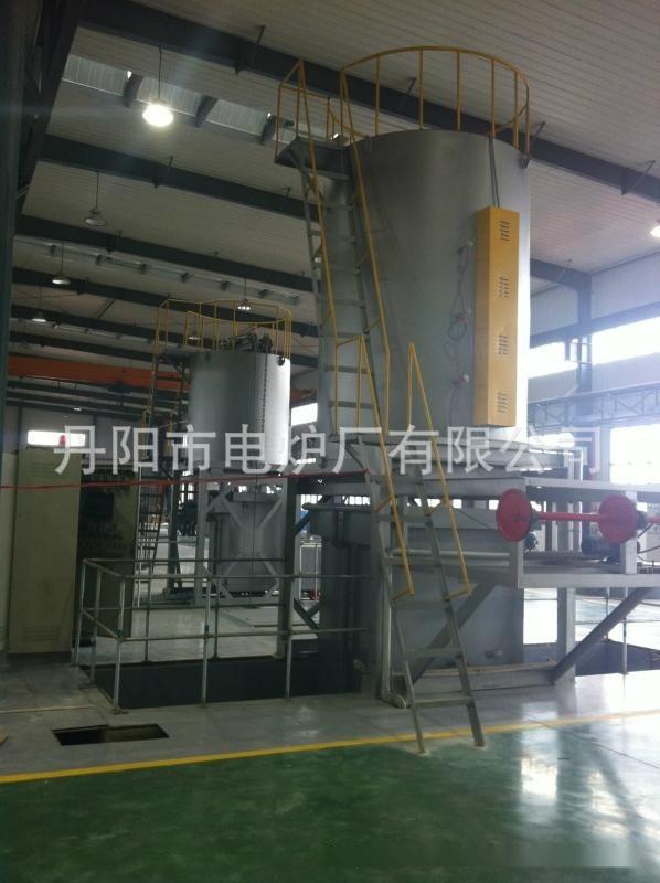 鋁合金快速淬火爐,鋁合金固溶爐