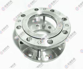 耐压玻璃管视镜管道-不锈钢玻璃管对夹视镜、视镜