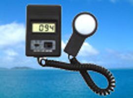 太阳光数字照度计 便携式照度计 手持式亮度计