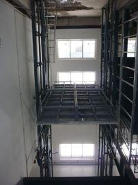 固定式升降货梯 仓库厂房液压升降平台 液压升降机