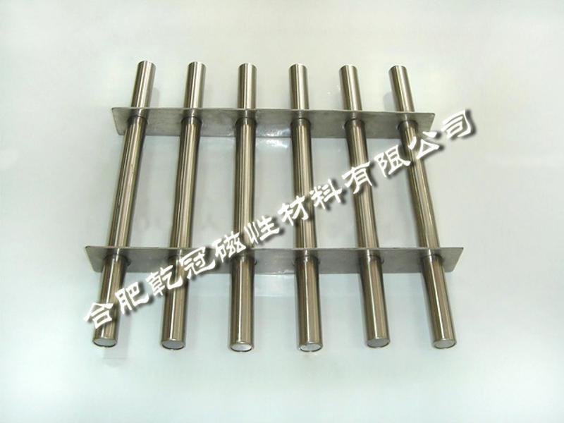 除鐵磁力架 方形6管磁力架 乾燥機吸鐵石磁力架
