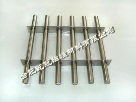除铁磁力架 方形6管磁力架 干燥机吸铁石磁力架