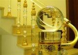 水晶樓梯扶手,樓梯柱,水晶欄杆,水晶氣泡柱,水晶羅馬柱
