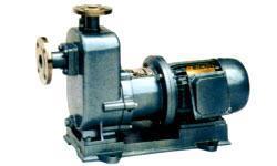 ZCQ自吸磁力驱动泵, ZCQ磁力驱动泵, ZCQ自吸泵