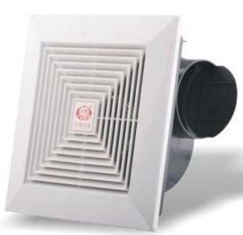 賓館衛生間天花板吊頂安裝管道式通風換氣扇