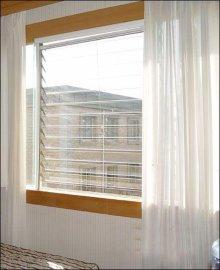 安装百叶窗 通风口百叶窗新款挑选