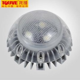Touve托维LED点光源灯,3W低功率超长寿命pc灯罩,led照明