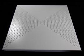 工程专用铝扣板 600×600铝扣板方形