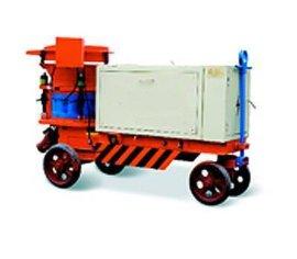 山西护坡湿式喷浆机厂家 HSP-5/7混凝土喷浆机价格