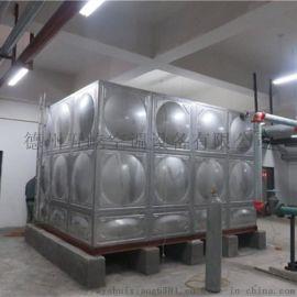 生活水箱不锈钢生活水箱_德州五屹水箱厂
