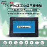 觸盈7寸Win CE工業觸摸屏TV-W070S-SH