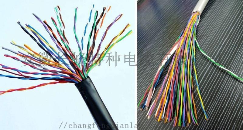 DJYP2VP铜带分屏蔽铜线编织总屏蔽计算机电缆