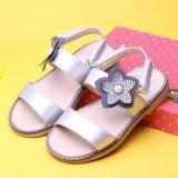 小螺号夏季新款女童凉鞋真皮软底宝宝公主鞋沙滩鞋儿童凉鞋1-9岁