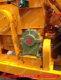 永旗牌WD系列圆柱蜗杆减速机在立体混合搅拌机上的应用