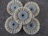 尼龍 磨料 圓盤刷毛刷盤毛刷輪