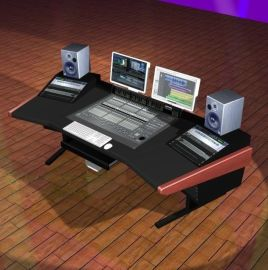 音频控制台,c24工作台