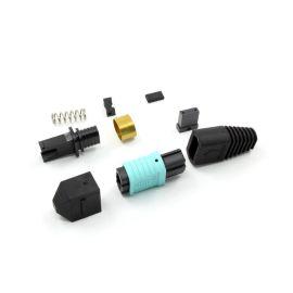 MPO单模散件 绿色散件 束状光缆MPO散件