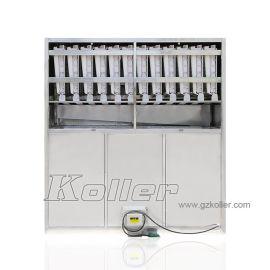 广州科勒尔制冷设备3吨制冰机 CV3000直接食用方冰机 大型卫生制冰机组