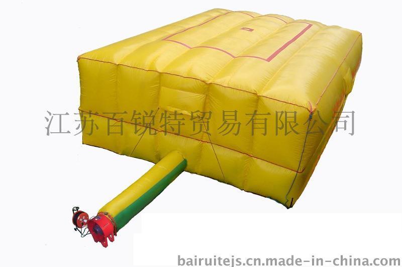 充氣救生氣墊 消防救生氣墊 救生氣墊 廠家直銷 帶消防檢測報告 帶保險