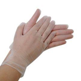 洁迪 PVC手套 厂家直销 耐弱酸弱碱 无刺激无过敏