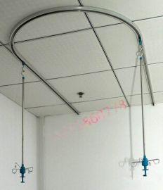 厂家直销**铝合金输液导轨输液吊杆 不锈钢吊杆输液架