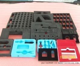 EVA泡棉天地盖包装盒雕刻一体成型