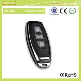 供应YET027小功率无线遥控器,发射器,遥控手柄,无线遥控器门控开关