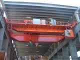 河南礦山QD型電動雙樑吊鉤橋式起重機