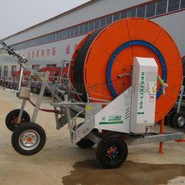 山东霖丰厂家直销 喷灌机组 JP系列 卷盘式喷灌机 农业节水灌溉设备