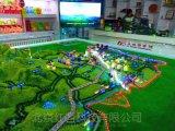 红苕北京沙盘公司北京模型公司古建沙盘模型