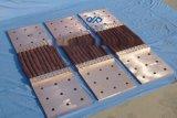 設計製作電弧爐大電流板式補償器