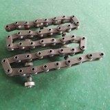傳動鏈條廠家 可定制各種型號承接自動噴油線傳動件配件加工