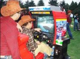 宁波电动赛车机 趣味相扑出租家庭日策划