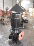 WL70-12-5.5kw立式排污泵,干式泵