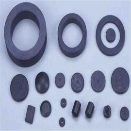 厂家直销铁氧体圆形磁铁圆形黑色普磁铁氧体小圆片 物美价廉
